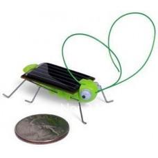 Робот сверчок на солнечных батареях