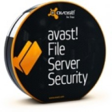 Антивирус Avast! File Server Security 1 год 1 license