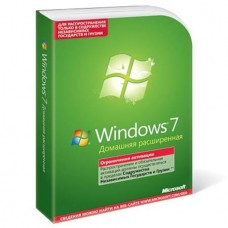 Windows 7 Домашняя расширенная SP1 64-bit Russian CIS and Georgia 1pk DSP OEI 611 DVD