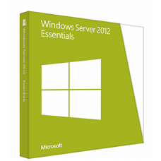 Антивирус Windows Server Essentials 2012 64-bit RUS AE DVD