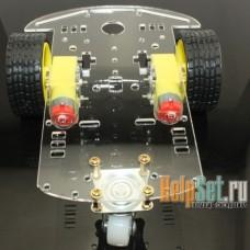 Smart Car Chassis 2WD - комплект шасси для автомобиля - робота