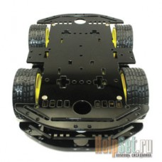 Smart Car Chassis 4WD - комплект шасси для автомобиля - робота