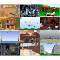 Сборник flash игр (vol.2) 13500-игр