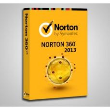 Антивирус Norton 360 2013 v6 (key)