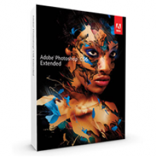Adobe Photoshop Extended CS6 13 Windows Russian Retail
