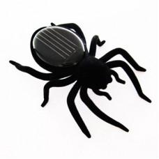 Робот паук на солнечных батареях